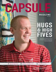 Hugs & High Fives: Volunteering Relieves Stress of School of Nurse Pursuing Advanced Degree