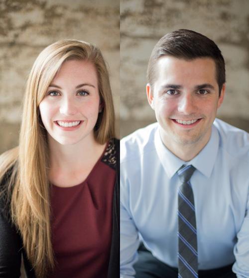 2016 Alabama Schweitzer Fellows for Life Caitlyn Cleghorn and Dustin Whitaker