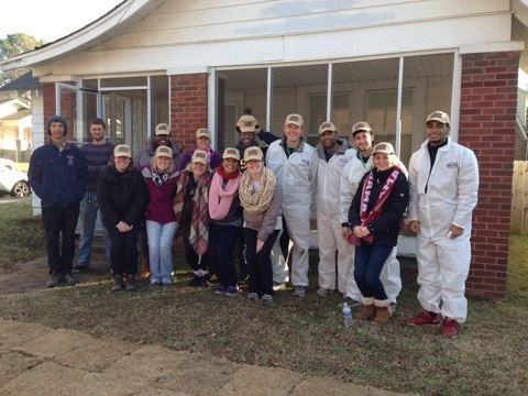 Read more about the article Hats on for Service with our Alabama chapter!