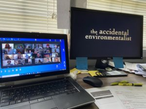 Alabama and New Hampshire/Vermont Schweitzer Fellowship Chapters Gather for First Virtual Mid-Year Retreat