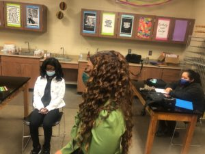 Applying Art Therapy Practices to Strengthen Overall Health of Birmingham's Youth
