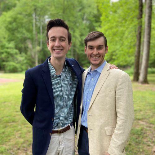 Matthew Hudson and Henry Kendrick