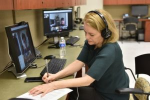 Read more about the article TeleCare Unit provides primary care, teaching during COVID-19